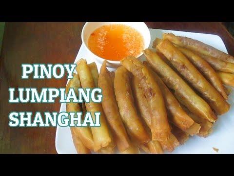 PINOY LUMPIANG SHANGHAI