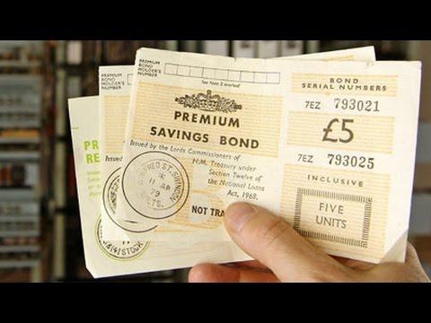 WINNER WONDER Over £53million in unclaimed Premium Bond prizes
