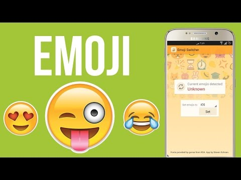 How to Change your Emojis on Android