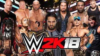 NEW WWE 2K18 SUPERSTAR ROYAL RUMBLE