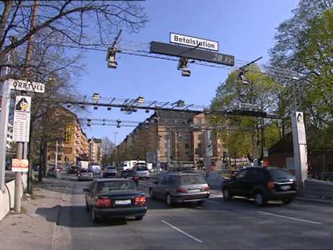 Congestion Tax Stockholm