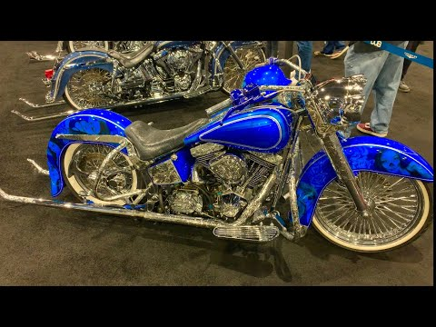 Lowrider Motorcycles