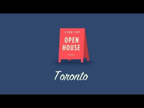Startup Open House Toronto 2014