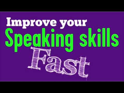 How To Improve Your Public Speaking Skills Fast