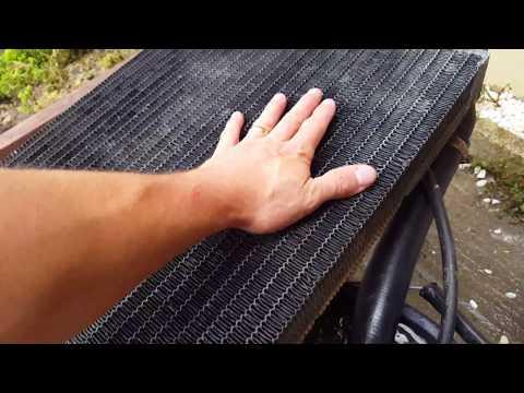 Unblock Your Car Radiator
