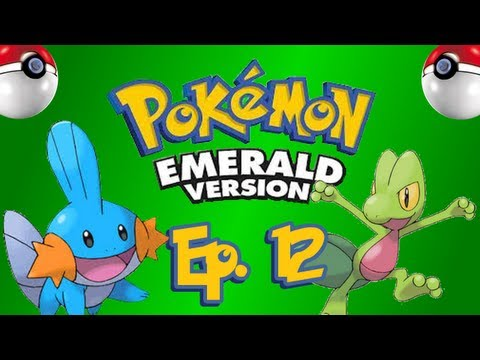 Pokemon Emerald - Ep. 12 - Rival Battles Are Quite Annoying!