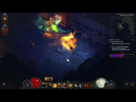 Diablo 3: The Diversity Of Uncommon Builds (Team 11/12 Grift 56 v2.4.1)