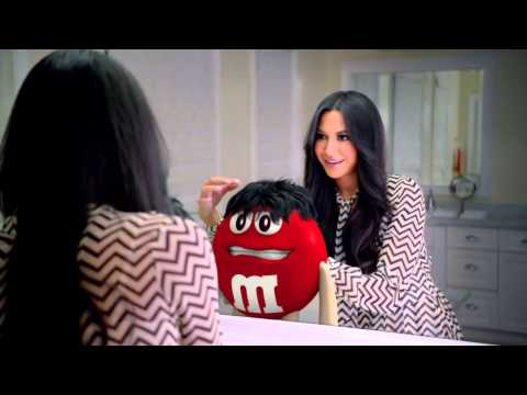 ♥M&Ms Red