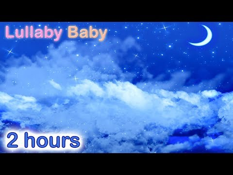 ✰ 2 HOURS ✰ Beautiful LULLABY Music ♫ Lullabies for babies to go to sleep ✰ Piano Medley