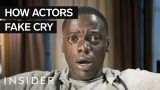 Download How Actors Fake Cry In Movies | Movies Insider Video