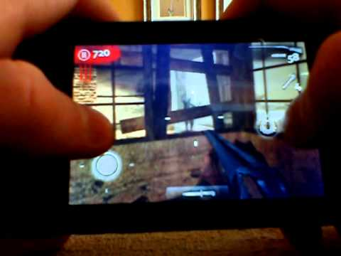 Call of duty World at war Zombies Ipod touch (Getting Raygun)