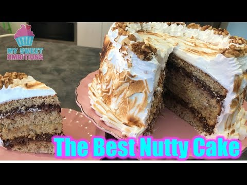 The Best Nutty Cake