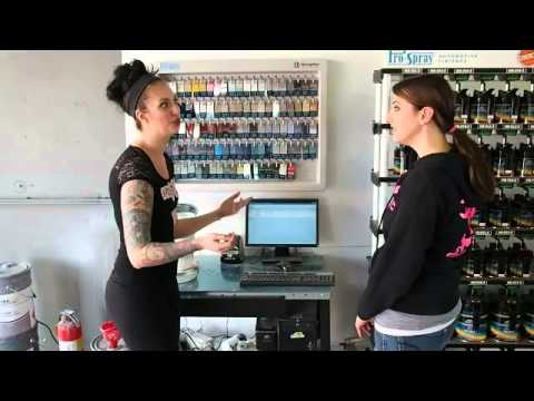 WomenofAutomotive.com Paint Code Matching 101