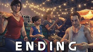 UNCHARTED THE LOST LEGACY ENDING / FINAL BOSS - Walkthrough Gameplay Part 13 (PS4 Pro)
