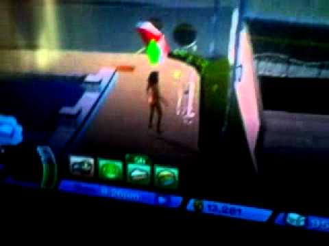 Sim dancing pass cerfew! ( sims 3 wii )