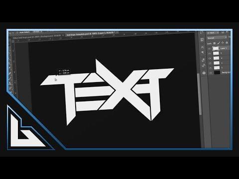 Tutorial: Text Logos (Photoshop!)