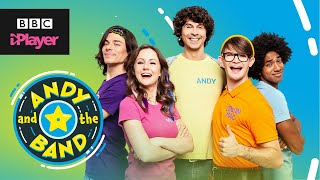 Andy and the Band | Exclusive iPlayer Preview | CBBC