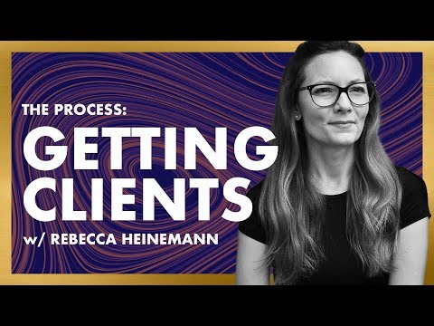 An Introvert's Guide To Getting Clients & Networking— Ep2