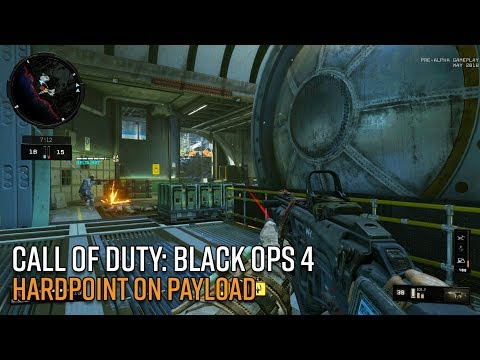 Call of Duty: Black Ops 4 Gameplay - Hardpoint on Payload