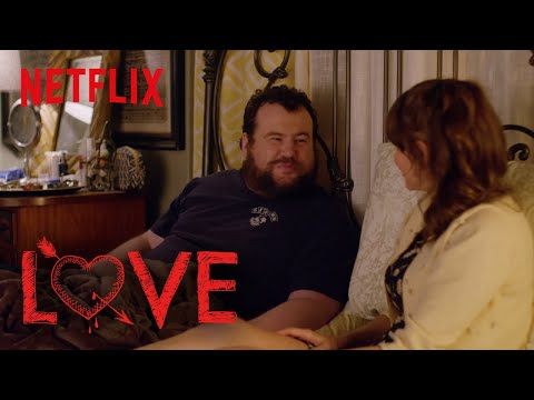 Love | Behind the Scenes: Mitch Explains Government | Netflix