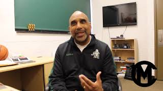 8a120b0a9ce2 STVM Prepares for The State Championship (Practice) Dru Joyce Interview
