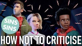 Download How Not To Criticise Spider-Man Into The Spider-Verse Video