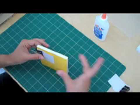 How to Make a Perfect Bound Book