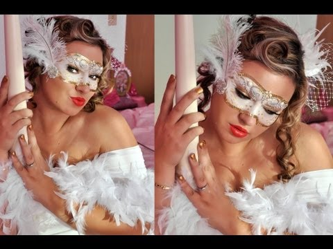 Masquerade Mask Tutorial