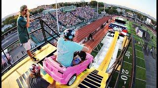Toy Car Vs Mega Ramp