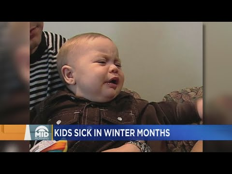 Ask A Pediatrician: Keeping Kids Healthy Over The Winter