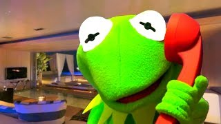 Kermit The Frog & Miss Piggy Taken Meme Compilation, Muppets Gone Wild Funny Dancing Kids Toys Video