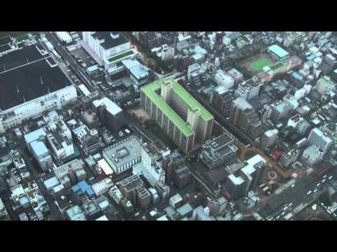 A Trip Up The Tokyo Sky Tree