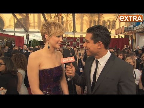 Jennifer Lawrence on Inspiring Hair Trends, How She Got Her SAG Card