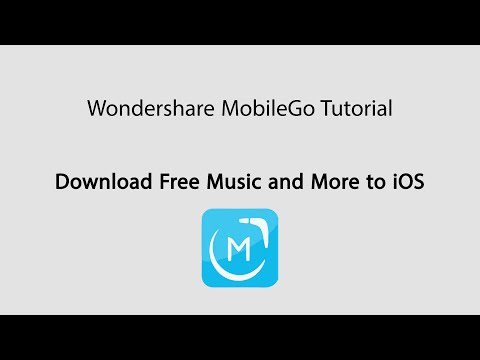MobileGo: Download Free Music Files to iOS Devices