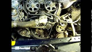 Miata Timing Belt Change Replacement How To