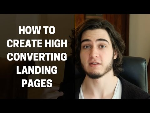 How To Create A Landing Page In Wordpress || Quick & Easy