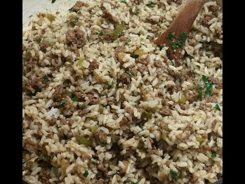 Authentic Dirty Rice Recipe