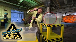 Science Max|MINI MAX!|Siphon| SCIENCE PROJECT