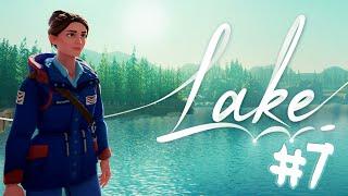 Lake - Walkthrough - Part 7 - September 7 (PC UHD) [4K60FPS]