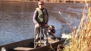 Import mud motor kit vs. Backwater kit