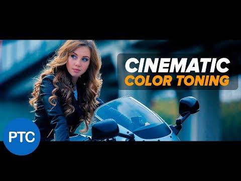 How To COLOR TONE in Photoshop With Selective Color [CINEMATIC EFFECT]