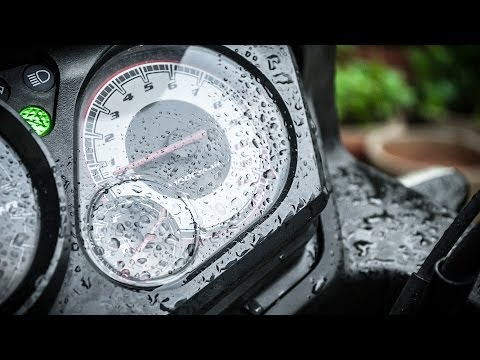 Tips for Riding in the Rain | Motorcycle Riding