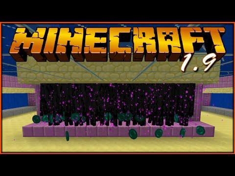 (Lets Try) Minecraft 1.9 ~ Ep 13 ~ Enderman Farm!