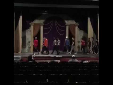 Teaser of Another Pyramid from AIDA at The Noel S. Ruiz Theatre
