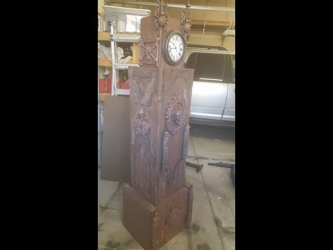 Haunted Grandfather Clock 2017