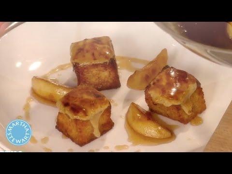 Almond Crusted French Toast - Martha Stewart