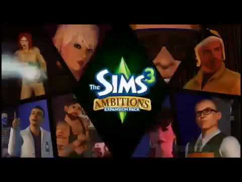 The Sims 3 Ambitions Expansion Pack - June 2010