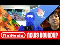 Min Min In Smash Swimming In AC Fake Listings In EShop NINTENDO NEWS ROUNDUP