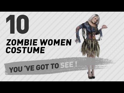Zombie Women Costume // Popular Zombies Trends