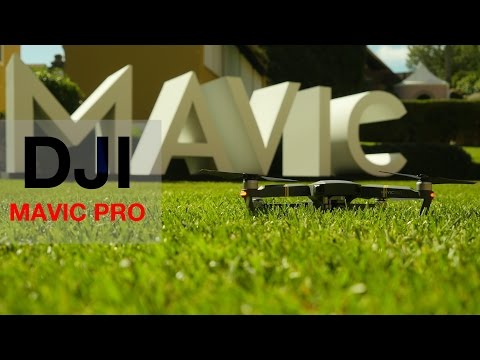 DJI Mavic Pro - First look at the portable, powerful drone